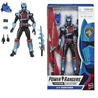 Power Rangers Shadow Ranger Lightning Collection Figure SPD Hasbro