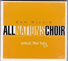 "Dan Willis - ""All Nations Choir""  Whole New Day CD 2005 12 Songs. New in Wrapper"