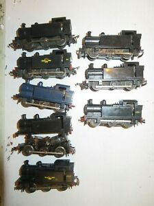 Trian TT Jinty Locomotives 0-6-0 Collection
