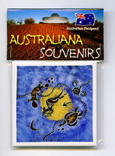 Australiana Art, Painting, Fridge Magnet, Souvenirs (mmg1201)