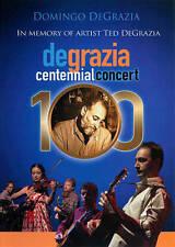 Degrazia Centennial Concert, Good DVD, ,