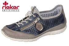 Rieker Damen-Sneaker ohne Muster mit Schnürung günstig kaufen   eBay 539bd4fcd2