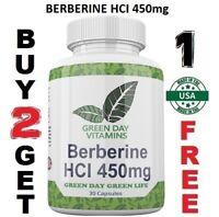Berberine HCI 450mg  Depression,Cholesterol,Heart