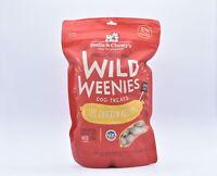 Stella & Chewy's Freeze Dried Wild Weenies Chicken Dog Treats, 11.5oz EXP: 10/21