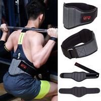 Weightlifting Gym Belt Powerlifting Lower Lumbar Back Support Fitness Men&Women