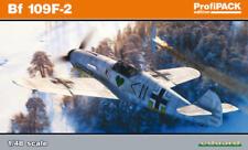 Eduard 1/48 Messerschmitt Bf-109F-2 Profipack # K82115*