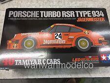 Tamiya 84431 1/10 RC Car TA02SW Chassis Jagermeister Porsche 934 Turbo RSR Kit