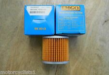 NOS EMGO KAWASAKI KLR650 KLF 200 250 300 KEF300 OIL FILTERS LOT OF 2 #10-30000