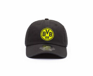 BORUSSIA DORTMUND CLASSIC BASEBALL HAT Fi COLLECTION OFFICIALLY LICENSED