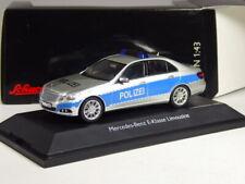 (KI-05-22) Schuco 450732700 Mercedes E-Klasse Polizei in 1:43 in OVP, Rarität!