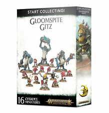 WARHAMMER - START COLLECTING! GLOOMSPITE GITZ