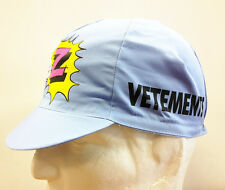 "New Z Vetements ""Vintage"" Cycling Cap - Made in Italy by Apis"