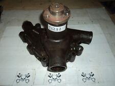 D277 - POMPA ACQUA FIAT 805C 655C 650DT 850 DT PALA FIAT ALLIS