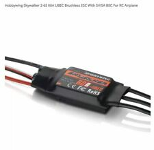 Hobbywing Skywalker 2-6S 60A UBEC Brushless ESC With 5V/5A BEC For RC Airplane