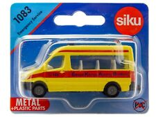 Mercedes-Benz Sprinter Greek Ambulance Emergency Service SIKU 1083 1:64 2018