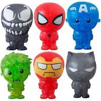 Sambro's Bubble Palz - Avengers Soft Squishy Toys