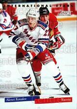 1993-94 Score International Stars #19 Alexei Kovalev