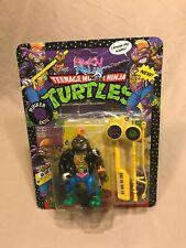 TMNT Teenage Mutant Ninja Turtles Punk-Funk Flute Bo Weapon 1991 Punker Don