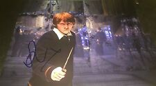 Rupert Grint In Harry Potter Hand Signed 11x14 Photo COA As Ron Weasley Proof