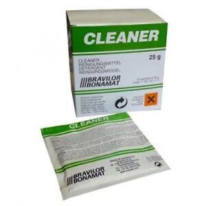 Bravilor Detergent/Stain Cleaner ~ 15 sachets ~ Coffee Machine Cleaner