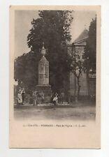 POMMARD - Place de l'église  (J864)