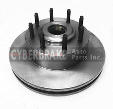 54129 FRONT Brake Rotor Pair of 2 Fits 05-07 Ford F-250 Super Duty