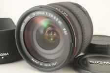 """Near Mint"" Sigma 18-200mm f3.5-6.3 DC Zoom Lens for Nikon 4519#J20078"