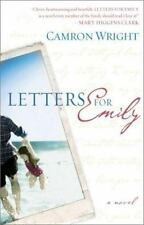 Letters for Emily by Camron Steve Wright and Camron Wright (2002, Hardcover)