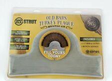 Hunters Specialties H.S. Strut Old Barn Turkey Plaque Mounting Kit New
