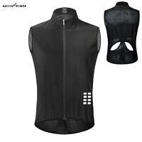 Gilet da ciclismo in maglia senza maniche in maglia da bicicletta MTB Bike Vest