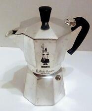 Vintage Bialetti Moka Express 6 Cup Espresso Pot NOS EVC