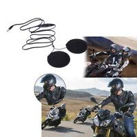 Motorrad Helm Lautsprecher Kopfhörer Kopfhörer MP3-CD Radio-Lautsprecher fü