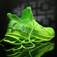 Men's Fashion Ultralight Athletic Sneakers Sport Casual Breathable Running Shoes