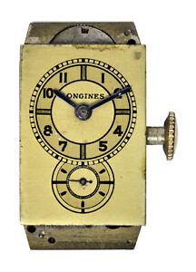 Original Longines Cal 9.32  Duo Dial - Prince - Doctors Watch Wristwatch