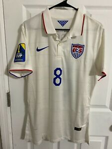 CONCACAF CUP FINAL USA SOCCER Match worn Dempsey Player issue Jersey Authentic