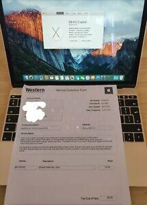 Apple MacBook A1534 512 GB 12'' Laptop - 2016 (VAT RECLAIMABLE)