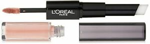 Loreal infallible lip last color 2 step BUY 2 get 1 FREE must add 3 to cart