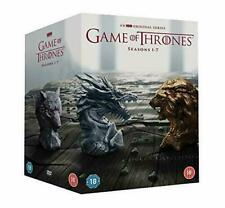 Game of Thrones Season 1-7 Region 2 DVD Box Set - 2017