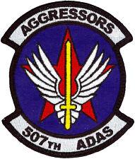 USAF 507th AIR DEFENSE AGGRESSOR SQUADRON PATCH