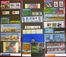 PTT mapjes / postzegelmapjes jaargang 2007 compleet