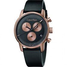 Calvin Klein K2G17TC1 Men's City Chronograph Wristwatch