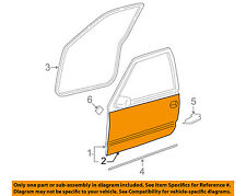 GM OEM-Door Skin Outer Panel Right 15037398
