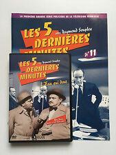 LES 5 DERNIERES MINUTES .. DVD N°11 + FASCICULE ... RAYMOND SOUPLEX