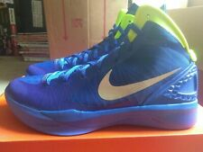 NEW Nike Zoom Hyperdunk 2011 Treasure Blue Size 13 NIB
