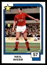 Panini Soccer Cards 1988 - Neil Webb # 57