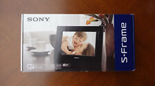 """New Sony DPF-D1010 10.2"""" Digital Picture S Frame 