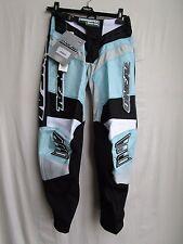 "ONEAL O'NEAL Method girls (womens) motocross pants size 5/6  Blu/Blk   29"" waist"