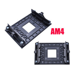 For AMD AM4 B350 X370 X470 A320 CPU Socket Mount Cool Fan Heatsink Bracket Base
