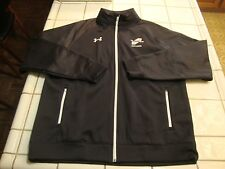 Under Armour Coldgear Storm Sweat Jacket Full Zip Fleece Linded Mens Large NEW