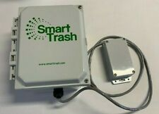 Smarttrash Monitor with Haul Sensor Works with any Industrial Compactor